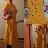 Платье-сафари. Фото 1.