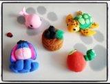 Набор для лепки 24 цвета с инструментами. Фото 2.