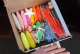Набор для лепки 24 цвета с инструментами. Фото 1.