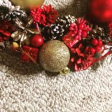 Рождественский венок. Фото 2.