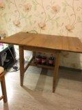 Стол обеденный раскладной. Фото 4.