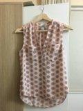 Розовая блузка. Фото 1.
