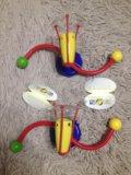 Светильники для детской (споты) новые. Фото 1.