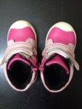 Ботинки демисезонные орлёнок. Фото 2.