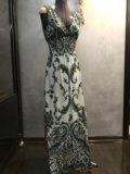 Платье длинное. Фото 2.