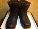 Сапоги ботинки мужские 40. Фото 2.