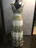 Платье длинное. Фото 1.