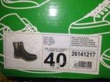Сапоги ботинки мужские 40. Фото 4.