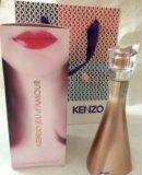 Kenzo jeu d'amour parfum 100 ml. обмен. Фото 1.