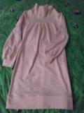 Платье трикотажное 44-46. Фото 1.
