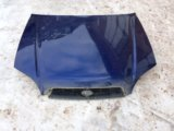 Капот subaru legasy bh5. Фото 1.