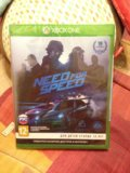 Need for speed 2015 xbox one. Фото 1.