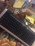 Клавиатура почти новая. Фото 1.