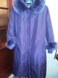 Пальто шуба зимне-осеннее(пихора). Фото 1.