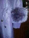 Пальто шуба зимне-осеннее(пихора). Фото 3.
