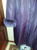 Пальто шуба зимне-осеннее(пихора). Фото 4.