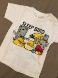 Детские футболки слип бёрд. Фото 2.