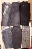 Джинсы и теплые брюки р.42-46. Фото 1.