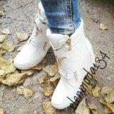 Ботиночки новые в наличии, зима 37. Фото 4.