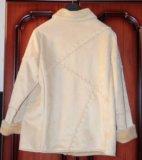 Куртка дубленка, искусственный мех. Фото 3.
