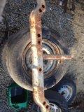 Низ рамки радиатора на акцент. Фото 1.
