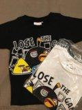 Детские футболки loose the game. Фото 1.