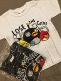 Детские футболки loose the game. Фото 2.
