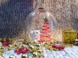 Новогодняя композиция. Фото 3.