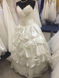 Новое свадебное платье. Фото 3.