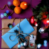 Подарки отдеда мороза на новый год. Фото 1.