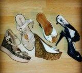 Обувь босоножки. Фото 1.