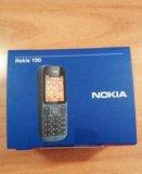 Nokia 100 коробка от телефона. Фото 1.
