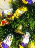 Елочка из конфет. Фото 3.