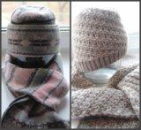 Шапки и шарфы. Фото 1.