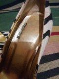 Туфельки roberto cavalli оригинал 36 размер. Фото 3.