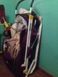 Санки-коляска ника-2. Фото 2.