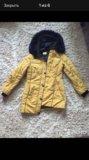 Зимняя куртка с натуральным мехом. Фото 2.
