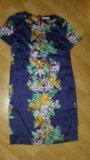 Новое платье +приятный бонус шарфик!!!. Фото 3.