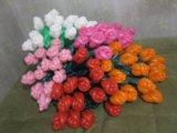 Розы из шариков. Фото 1.