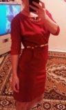Красное платье !. Фото 4.