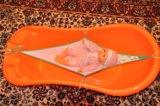 Ванна + гамак для купания ляли. Фото 3.