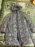 Зимняя куртка-пальто. Фото 2.