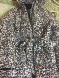 Зимняя куртка-пальто. Фото 1.
