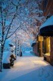 Снег. Фото 1.