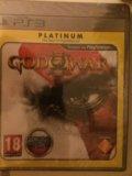 God of war игра на ps3 новая. Фото 1.