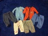Пакет вещей на мальчика. Фото 4.