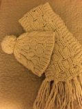 Шапка и шарф. Фото 1.