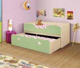 Кровать детская ,выдвижная,двухярусная. Фото 2.