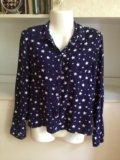 Рубашка zara. Фото 1.