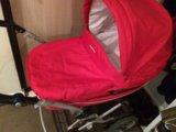 Peg -perego коляска-люлька. Фото 1.